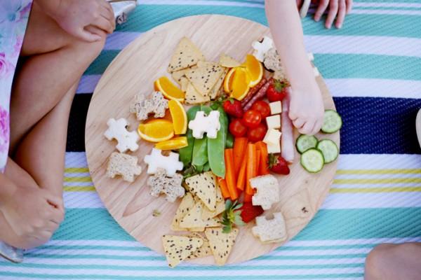 Lunch Punch Bento Sandwich Cutter Ausstecher - Puzzle