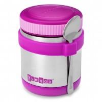Yumbox Zuppa SET, inkl. Löffel - Edelstahl Thermobehälter, 420ml