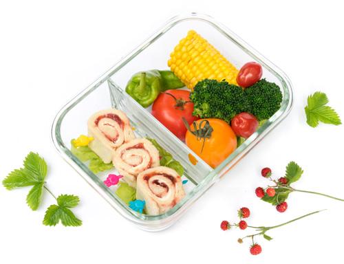 Süße Wraps für Kinder Lunchbox