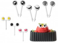 Food Picks - Augen - 10er Set