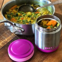 Yumbox Zuppa - Thermobehälter aus Edelstahl, 420 ml