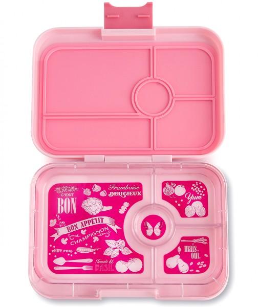 Yumbox Tapas Lunchbox - Bento Box für Erwachsene - Amalfi Pink
