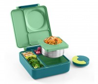 OmieBox hot & cold - Bento Lunchbox mit Thermo Behälter