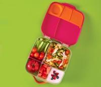 b.box - Brotdose mit auslaufsicheren Fächern