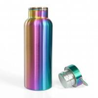 LEKKABOX Iso, 500ml - Thermosflasche aus Edelstahl