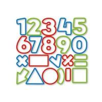 Zahlen Ausstecher, 21er Set - Tescoma