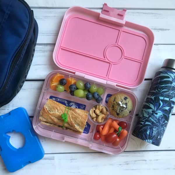 Yumbox Tapas - Bento Box Brotdose mit Fächern für Erwachsene