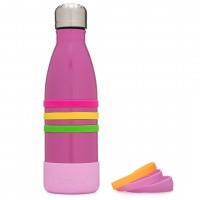 Yumbox AQUA, 420 ml - Edelstahl Trinkflasche
