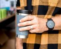 Kaffeebecher To Go, 350ml - Regular - MontiiCo